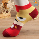 Iron Man Cartoon Socks - bigsmall.in