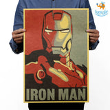Official Iron Man Poster - bigsmall.in