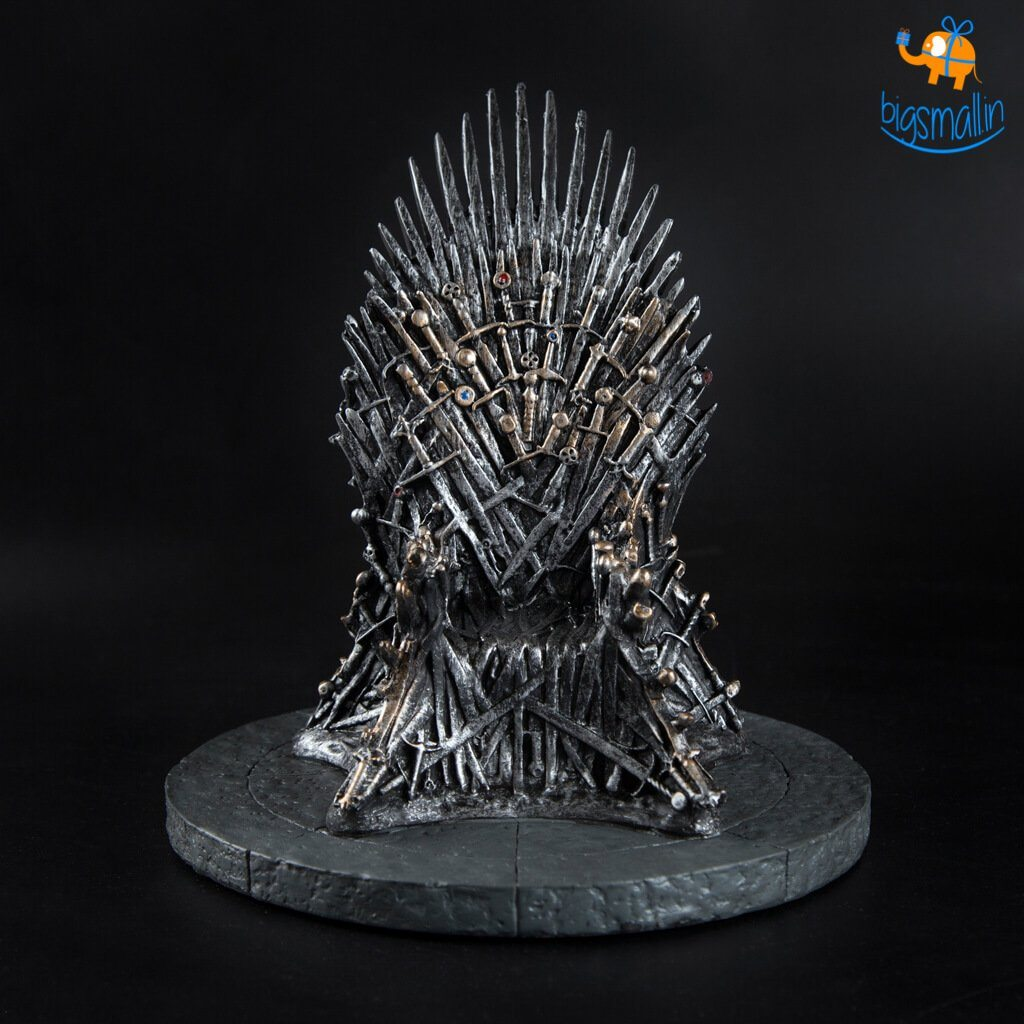 Iron Throne - bigsmall.in
