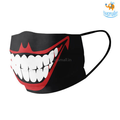 Joker Cotton Mask With Filter