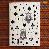 King & Queen Notebook