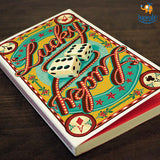 Lucky Match Box Notebook