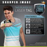 Laser Tag Action Game - Two Players