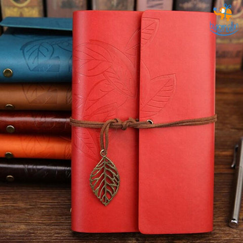 Leafy Travel Journal - bigsmall.in