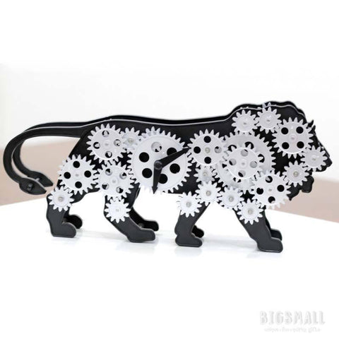 Buy Lion Gear Make In India Table Clock Online India