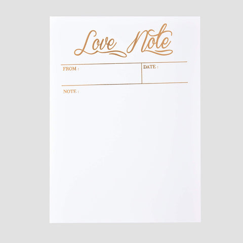 Love Notes - Set of 6 - bigsmall.in