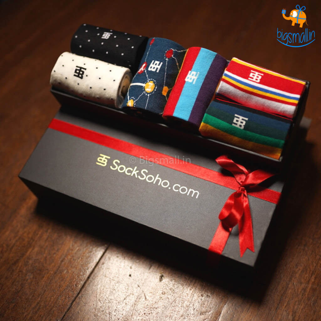 Luxury Socks Gift Box