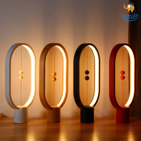 Magnetic Heng Balance Lamp - bigsmall.in