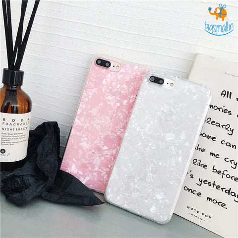 Marble Design Silicone Cover - bigsmall.in