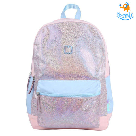 Sparkly Pink Casual Backpack