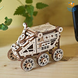Ugears Mars Buggy Mechanical Puzzle