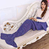 Mermaid Tail Blanket - bigsmall.in