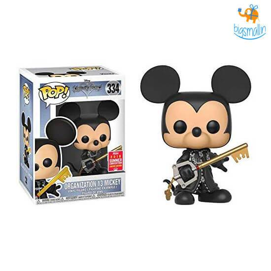 Mickey Mouse 3D Funko POP Action Figure - bigsmall.in