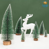 Resin Desk Christmas Tree - bigsmall.in