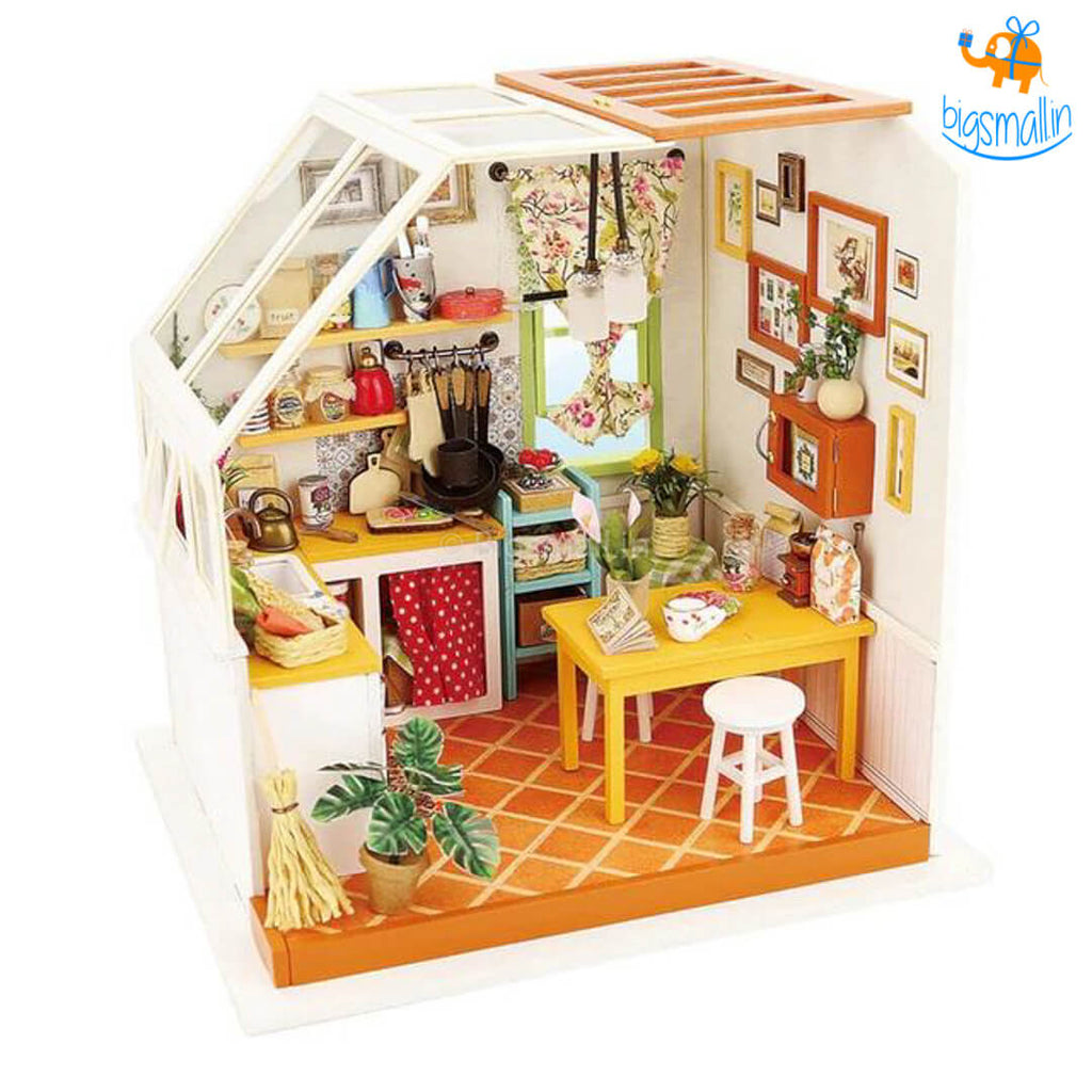DIY Miniature House - Jason's Kitchen