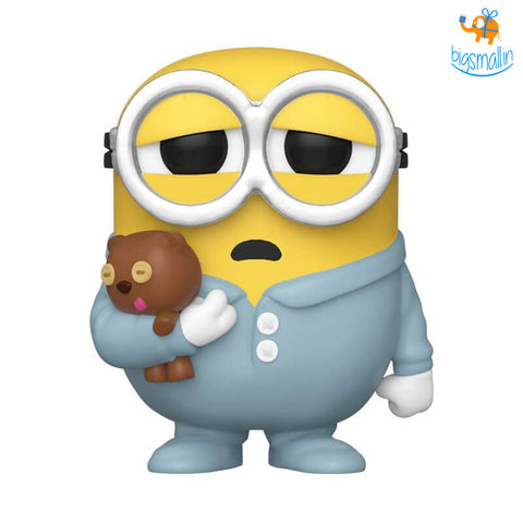 Pajama Bob - Minions 2 3D Funko POP Action Figure
