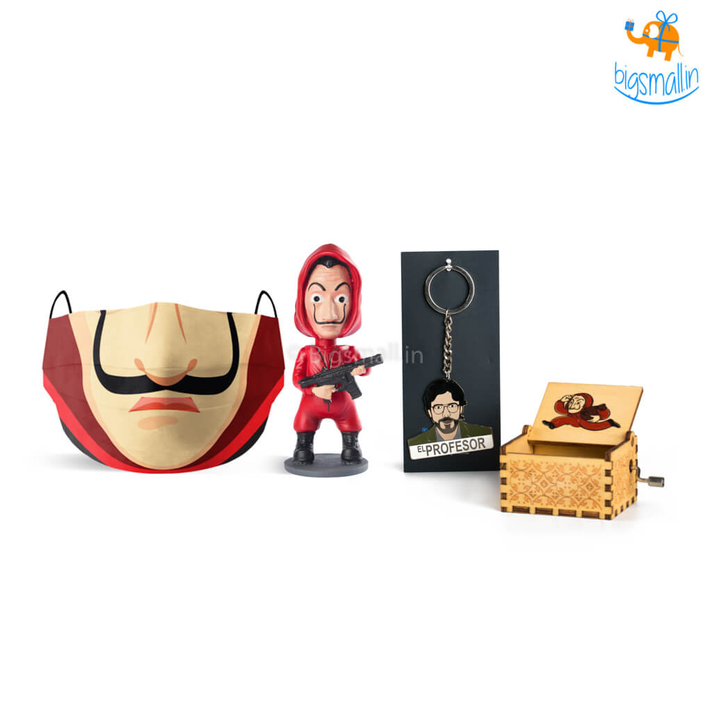 Money Heist Gift Set - Set of 4