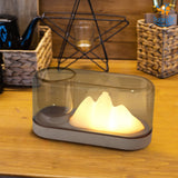 Mountain Bedside Table Lamp