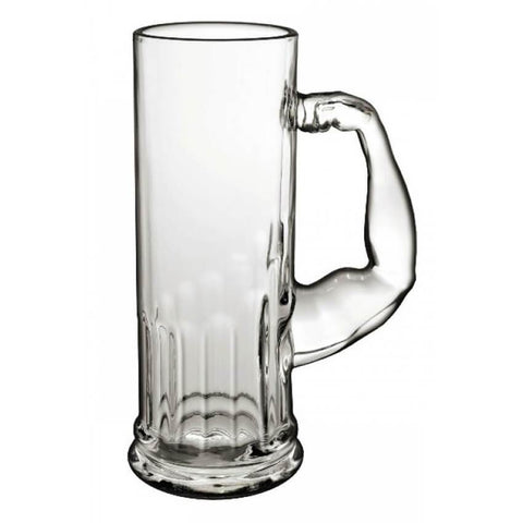 Muscle Beer Mug - bigsmall.in