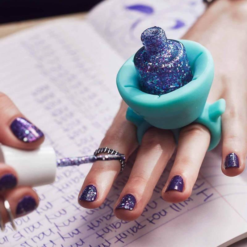 Buy Wearable Nail Polish Holder Accessory Online India