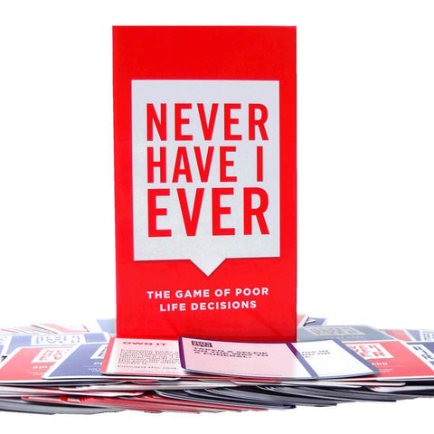 Never Have I Ever Card Game - bigsmall.in