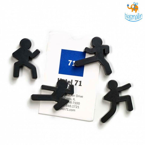 Ninja Magnets - Set of 4