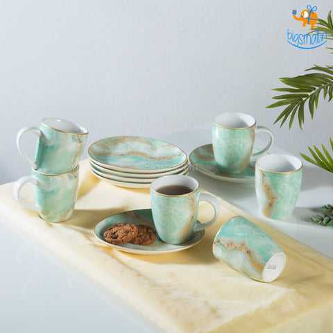 Oasis Tea Snack Set - Set of 6