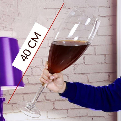 Oversized Wine Glass - bigsmall.in