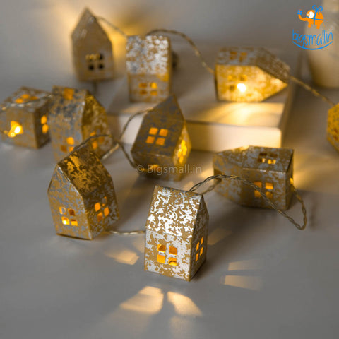 Paper Home Fairy Lights