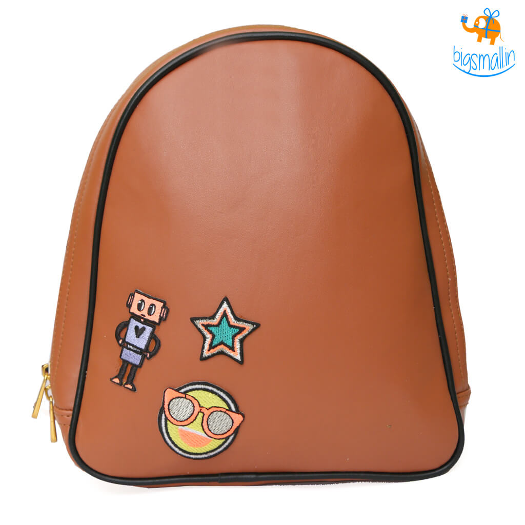 Peach Universal Backpack