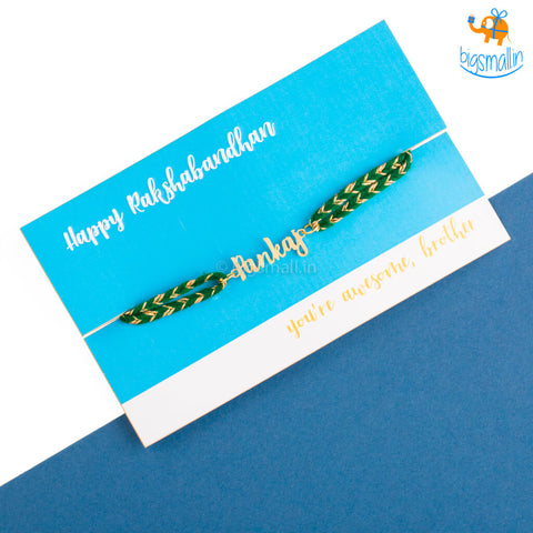 Personalized Rakhi | COD Not Available