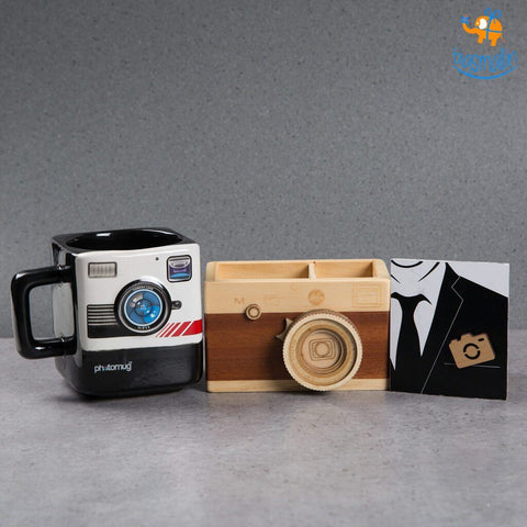 Photographer Gift Set - bigsmall.in