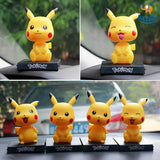 Pikachu Bobblehead with Phone Holder - bigsmall.in