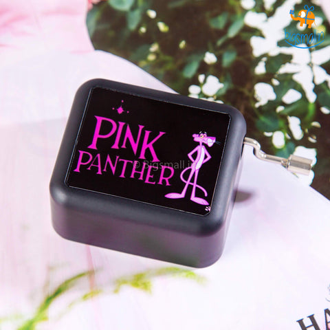Pink Panther Music Box - bigsmall.in
