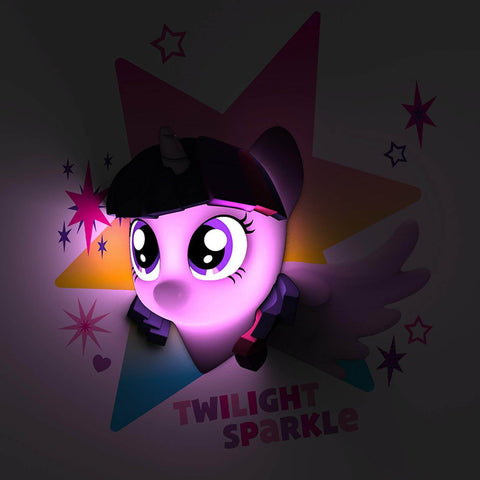 3D My Little Pony Wall Lamp - bigsmall.in