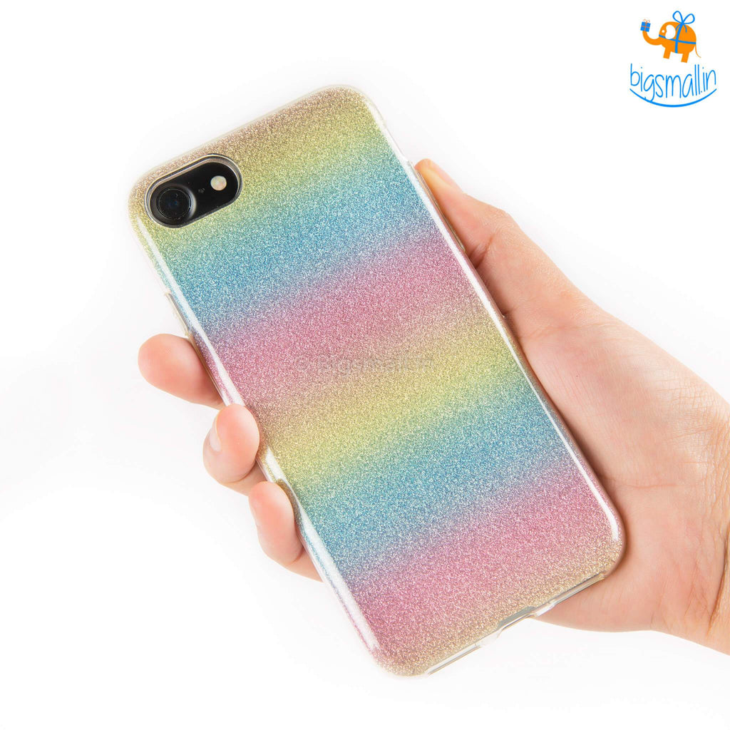 Pop of Glitter iPhone Case - bigsmall.in