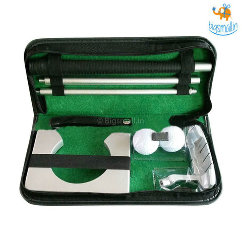 Portable Golf Kit - bigsmall.in