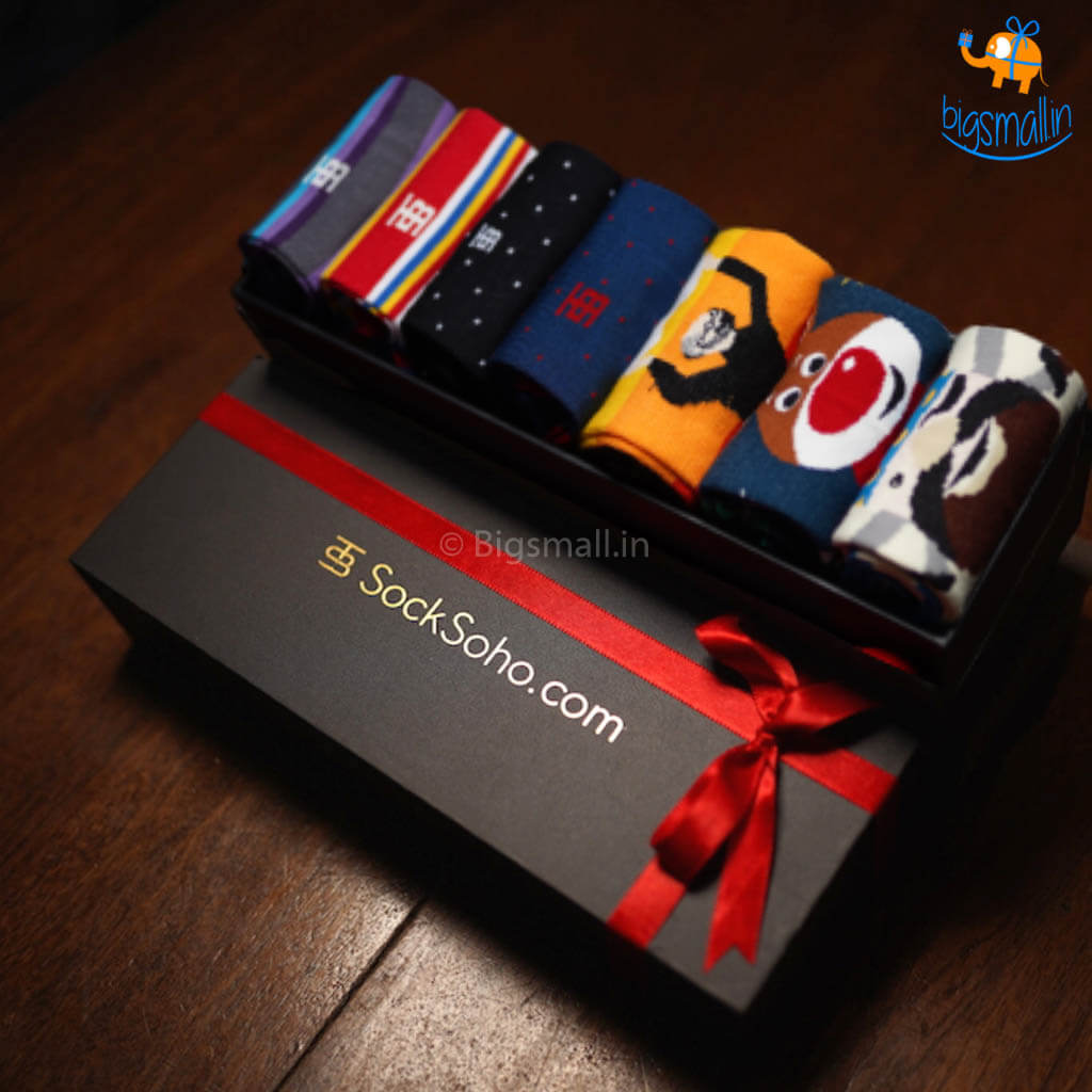 Power Socks Gift Box