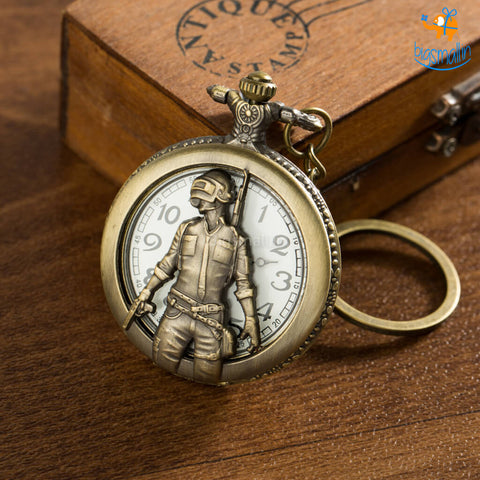 PUBG Pocket Watch