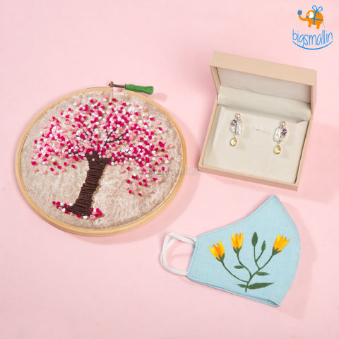 Hana Rakhi Gift Set For Sister