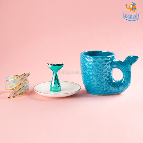 Mermaid Gift Set For Sister - 3 Pcs