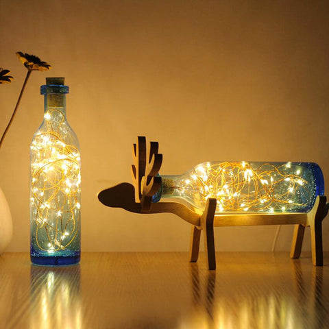 Reindeer Lamp - bigsmall.in