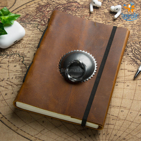 Royal Door Leather Journal
