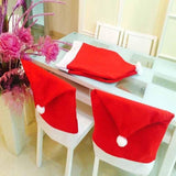 Santa Chair Hats - bigsmall.in