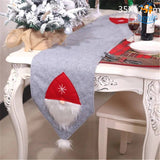 Christmas 3D Table Runner - bigsmall.in