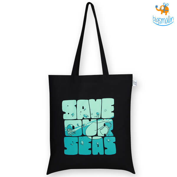 Save Our Seas Cotton Tote Bag