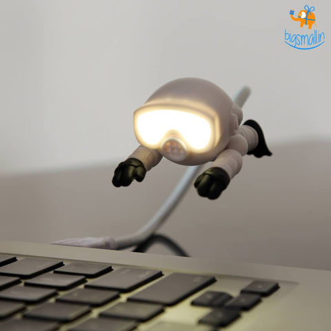 Scuba Diver USB Night Light - bigsmall.in