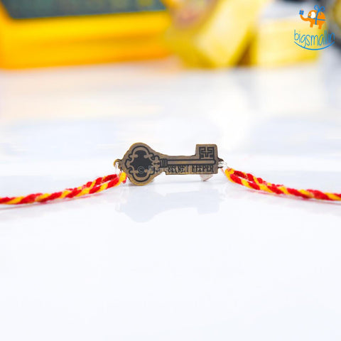 Secret Keeper Rakhi - bigsmall.in