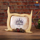 Vintage Bone Shaped Photo Frame - bigsmall.in
