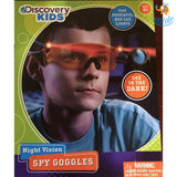 Night Vision Spy Goggles By Discovery